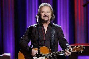 'I'm really shaken up': Country star Travis Tritt's tour bus sideswiped in crash that killed 2