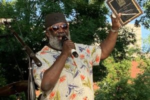 N.C. musician Big Ron Hunter gets award for his contributions to the Blues genre