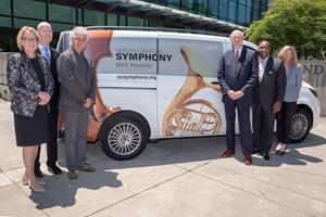 SECU Foundation Helps NC Symphony Carry Music Education Across the State!