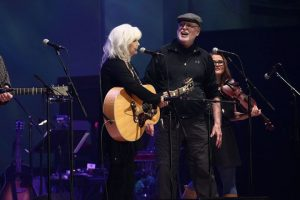 DC-area bluegrass hall-of-famer John Starling, of The Seldom Scene, has died