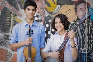 Giri & Uma Peters Release 'Origins' May 31